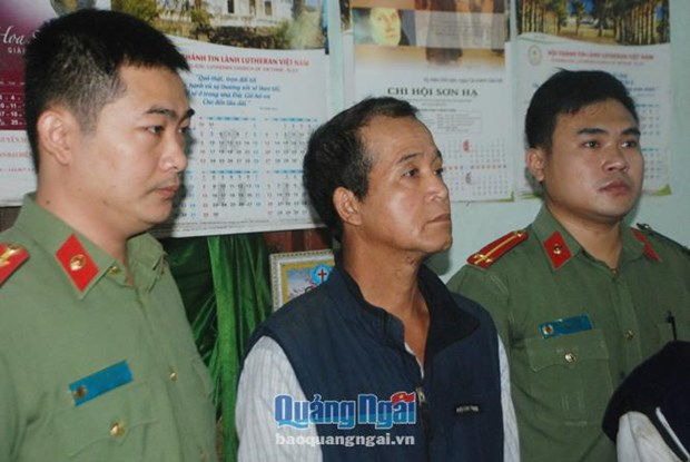 Man jailed for trying to overthrow people's administration hinh anh 1