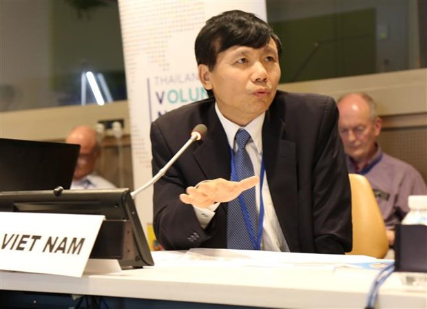 Vietnam shares experience in green agriculture at ECOSOC forum hinh anh 1