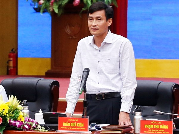 Improved rules, policies needed to protect marine resources hinh anh 1