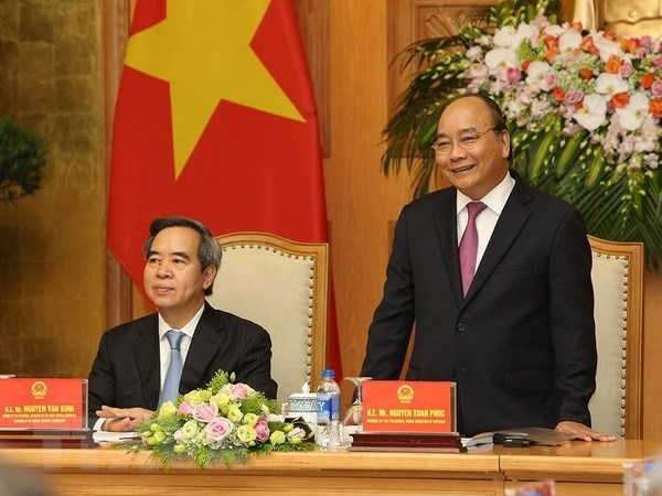 Vietnam calls for science-technology experts hinh anh 1