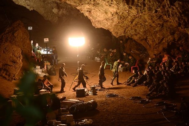 Thailand's Tham Luang cave to become museum hinh anh 1