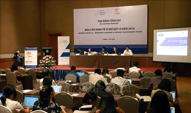 Vietnam posts strong Q2 growth hinh anh 1