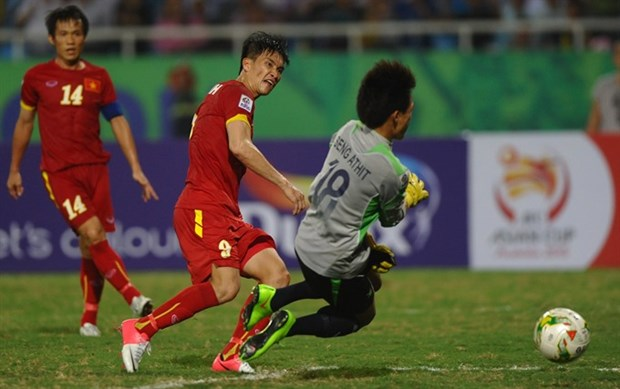 Le Cong Vinh named among all-time strikers at AFF Cup hinh anh 1
