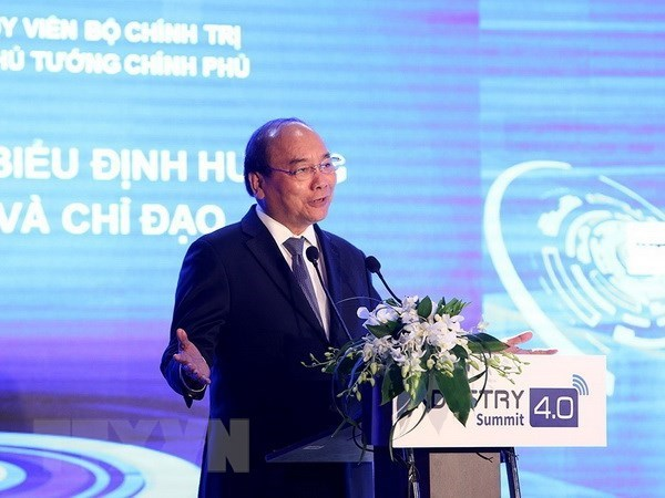 With resolve, Vietnam ready to move forward in Industry 4.0: PM says hinh anh 1