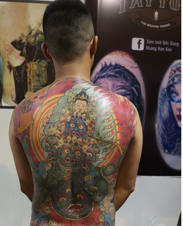 Tattoo: From taboo to popular art form hinh anh 4