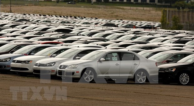 Thai government urged to keep 80 percent tariff on imported cars hinh anh 1