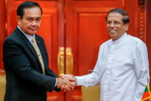 Thailand, Sri Lanka eye 1.5 billion USD in trade by 2020 hinh anh 1