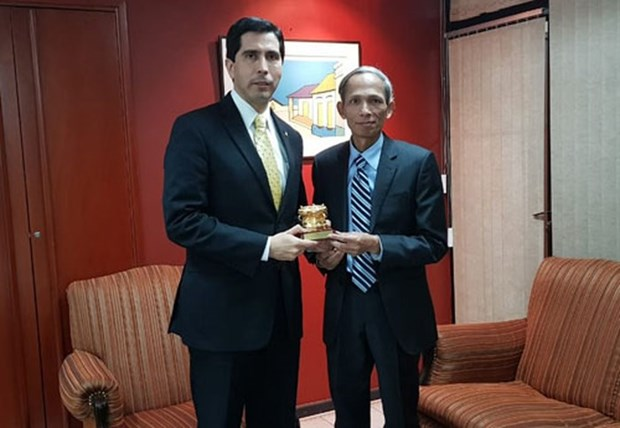 Vietnam promotes cooperation with Paraguay hinh anh 1