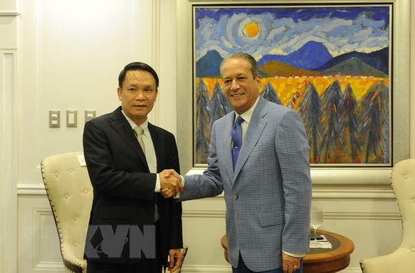 Dominican Republic wants to boost ties with Vietnam hinh anh 1