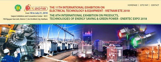 Electrical technology & equipment exhibition to kick off in HCM City hinh anh 1
