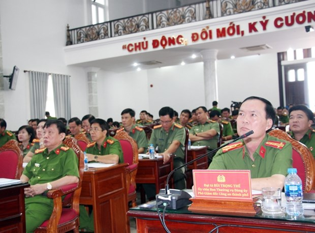 Ministry urges stronger action to combat drug crime hinh anh 1