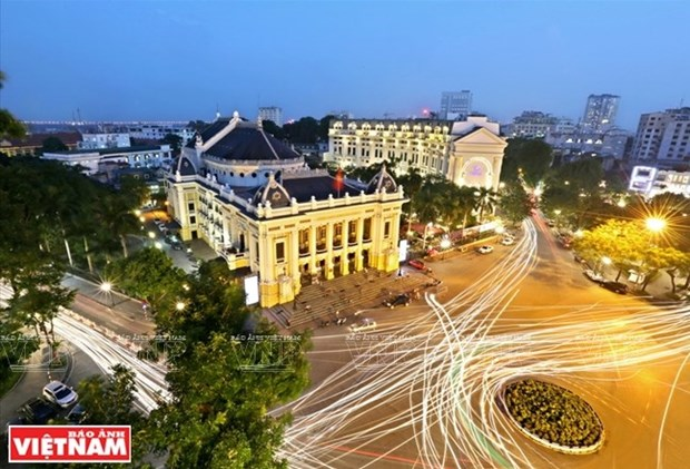 CNN commercials boost Hanoi's foreign tourist arrivals hinh anh 1