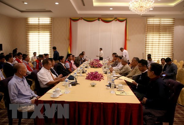 Myanmar's Panglong peace conference sees more progresses hinh anh 1