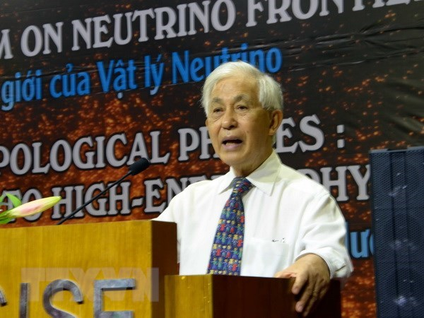 Int'l physics conferences open in Binh Dinh hinh anh 1