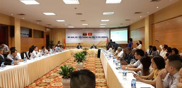 Angola promising for Vietnamese investors hinh anh 1