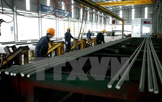 Domestic steel consumption drops strongly from May hinh anh 1