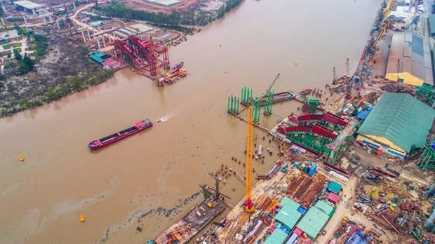 Huge cost hikes at Hai Phong city's projects hinh anh 1
