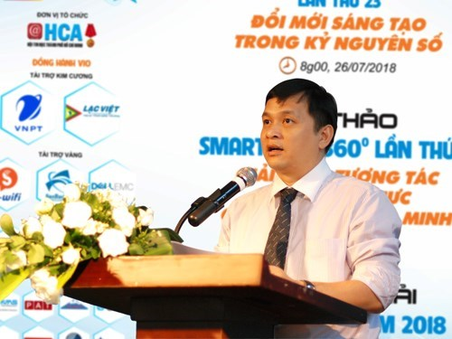 Vietnam ICT Outlook to run in late July hinh anh 1