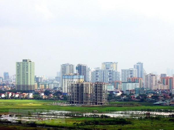 Property market receives over 27 percent of total FDI hinh anh 1