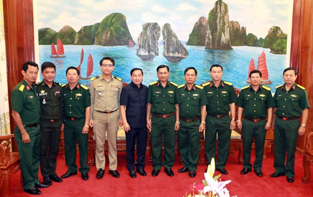 Soc Trang province to work to reinforce Vietnam-Cambodia ties hinh anh 1