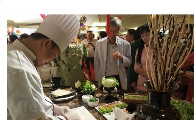 Vietnamese cuisine, culture introduced in Thailand hinh anh 1