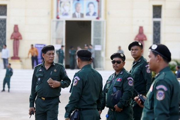 Cambodia: Nearly 70,000 security forces to be deployed for election hinh anh 1