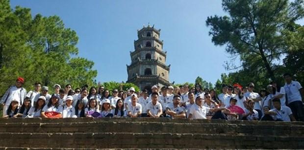 Summer camp: Young expats explore Thua Thien – Hue scenes hinh anh 1