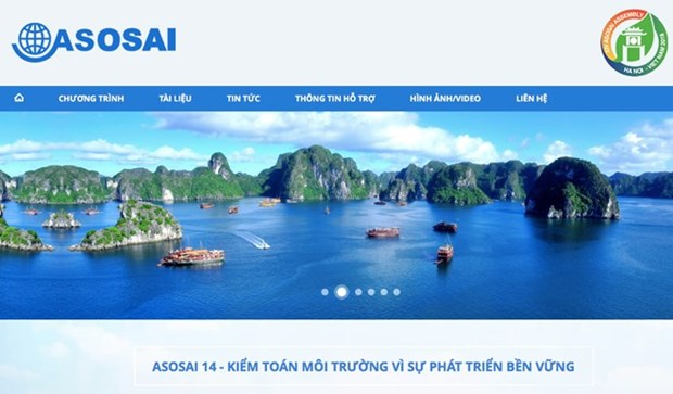 32 foreign delegations line up for 14th ASOSAI Assembly hinh anh 1
