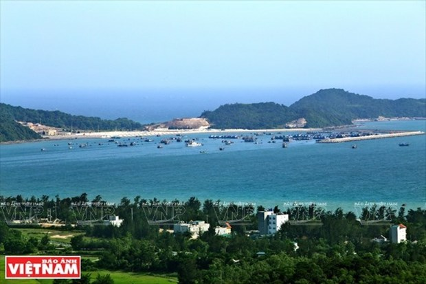 Co To Island's Van Chay recognised as tourism beach hinh anh 1