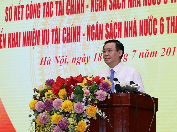 Ministry sets inflation target of below 3.9 percent in H2 hinh anh 1