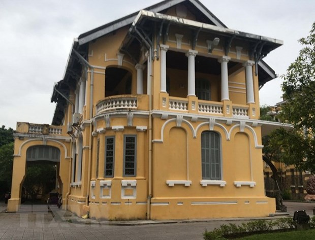 French-style architecture works in Hue to be protected hinh anh 1