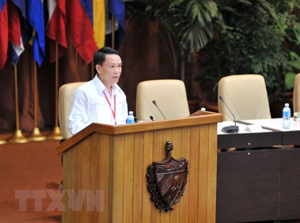 Cuba, Fidel – sacred words in Vietnamese's heart: Party official hinh anh 1