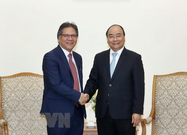 Prime Minister receives Malaysia's PEMANDU CEO hinh anh 1