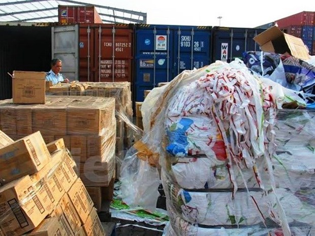 List of scraps permitted for import to be shortened: Ministry hinh anh 1