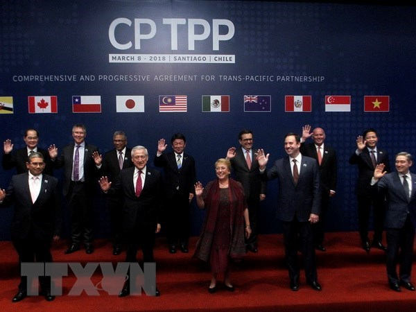 Pacific countries seek to expand CPTPP hinh anh 1