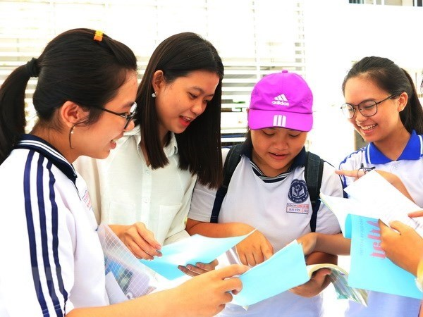 Ha Giang province's exam cheating scandal revealed hinh anh 1