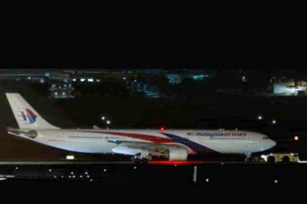Malaysia Airlines flight forced to turn back due to technical problem hinh anh 1