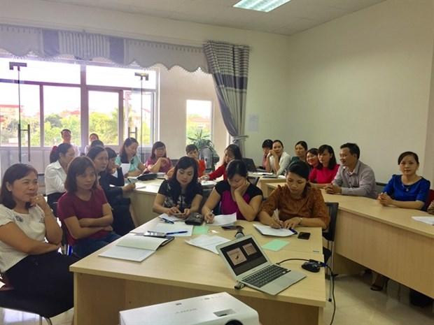 Female entrepreneurs trained on management skills hinh anh 1