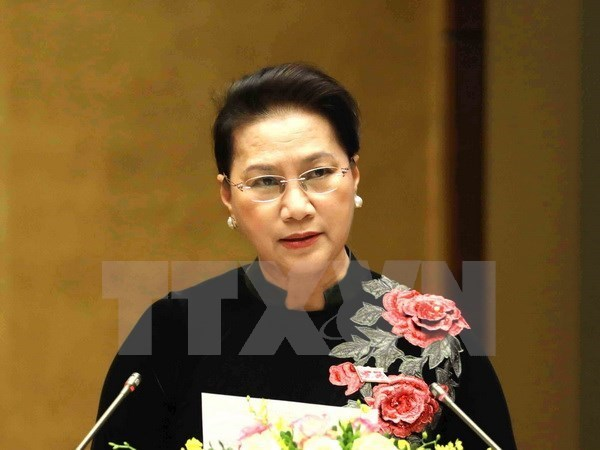 Congratulations to new Malaysian lower house speaker hinh anh 1