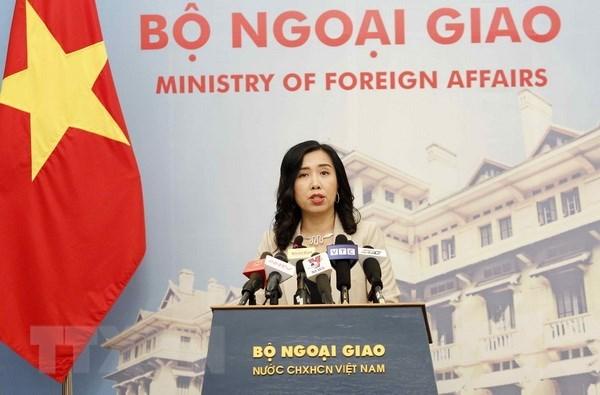 Vietnam applauds Russia-US summit: spokesperson hinh anh 1