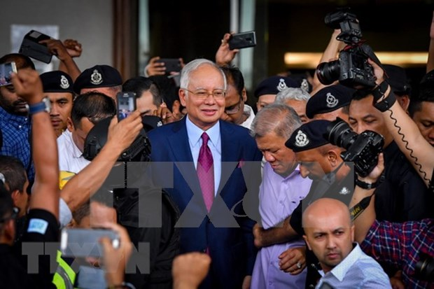 Police summon former Malaysian PM again to record statements hinh anh 1
