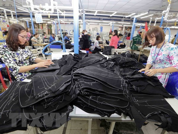 Vietnam's exports witness motivation for greater growth hinh anh 1