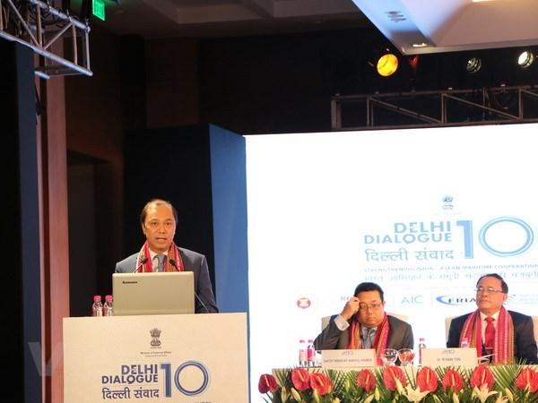 Vietnam highlights ASEAN-India maritime connectivity hinh anh 1