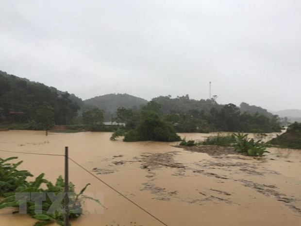 Yen Bai: At least 10 found dead in floods hinh anh 1