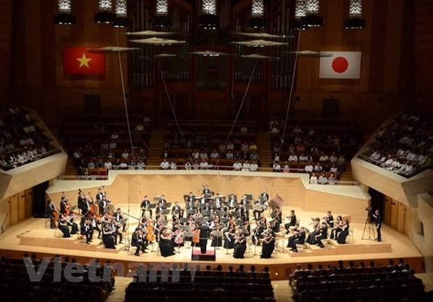 Tokyo concert marks 45 years of Vietnam-Japan ties hinh anh 1