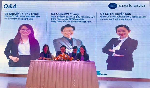 Vietnam expects robust job market growth hinh anh 1