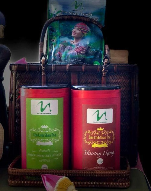 "Vietnamese tea wins ""Teas of the World"" awards hinh anh 1"