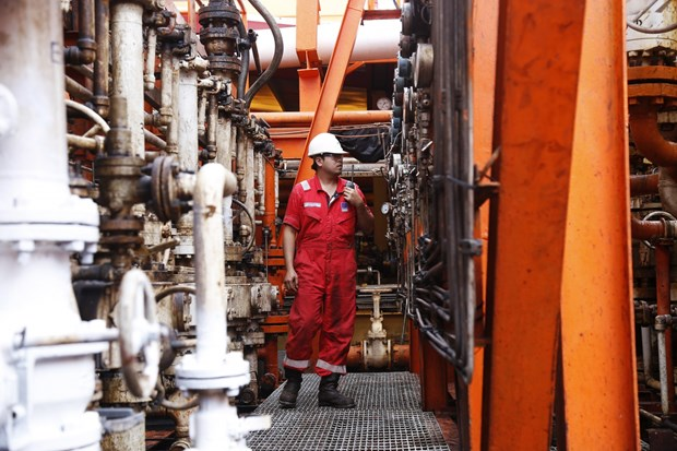 PVEP aims to exploit 4.06 million tonnes of oil in 2018 hinh anh 1