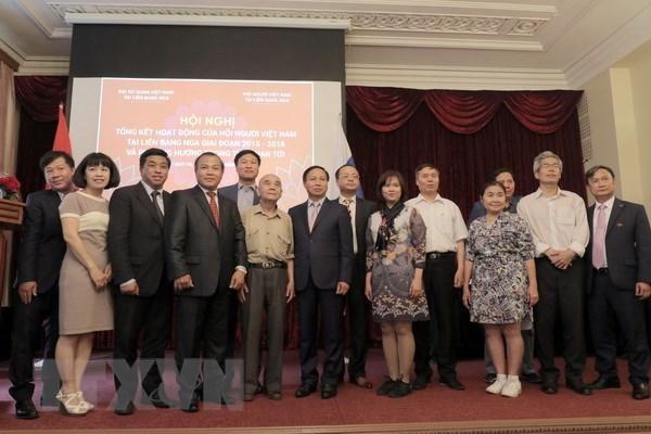 Overseas Vietnamese contribute to Vietnam-Russia ties hinh anh 1