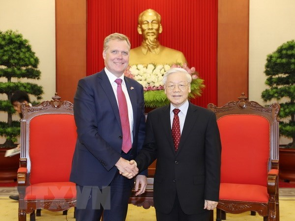 Vietnam treasures ties with Australia: Party official hinh anh 1